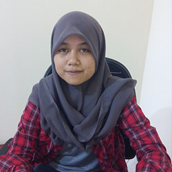 Lina, Chief Editor, Indonesia