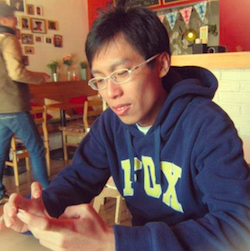 Teoh Ming Hao, Head of Business Development, Indonesia