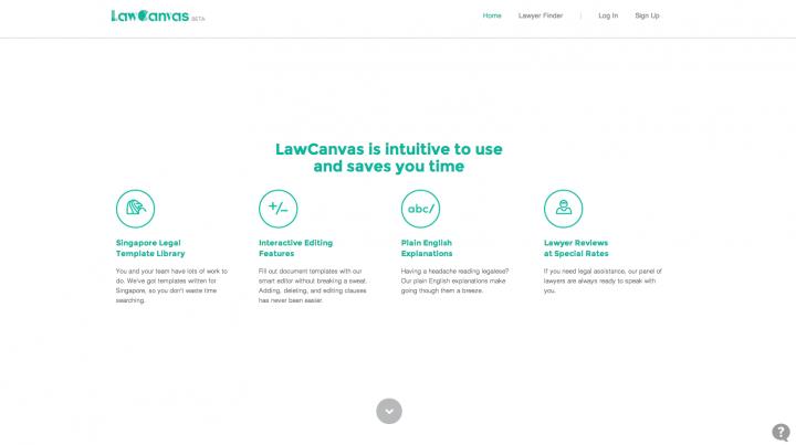 lawcanvas legal documents
