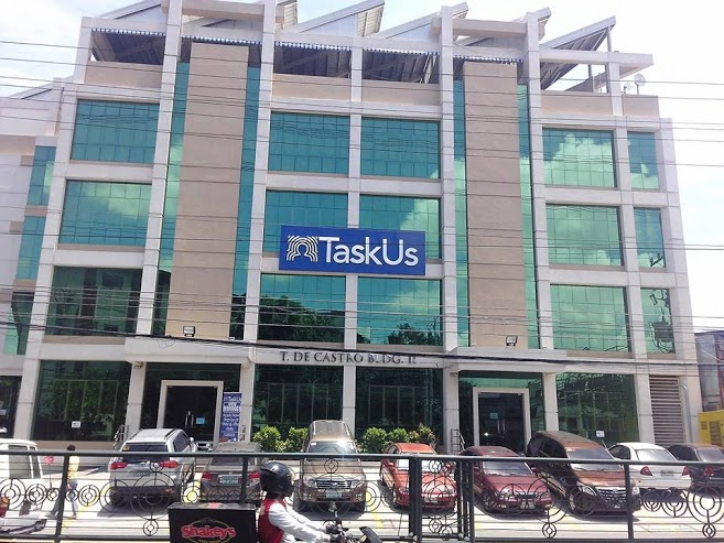 TaskUs Building