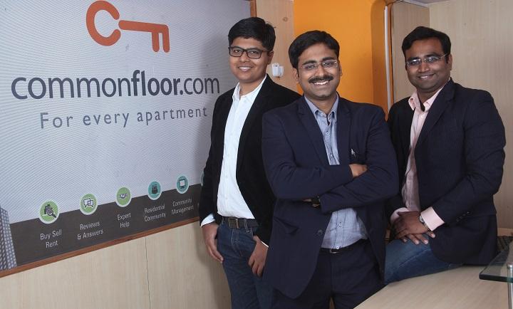 commonfloor founders