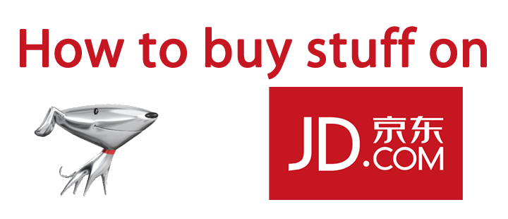 how to buy stuff on jd