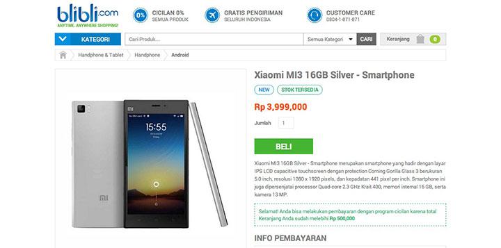 xiaomi-mi-3-silver-blibli-indonesia