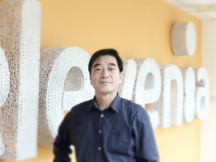 James Lee, CEO elevenia