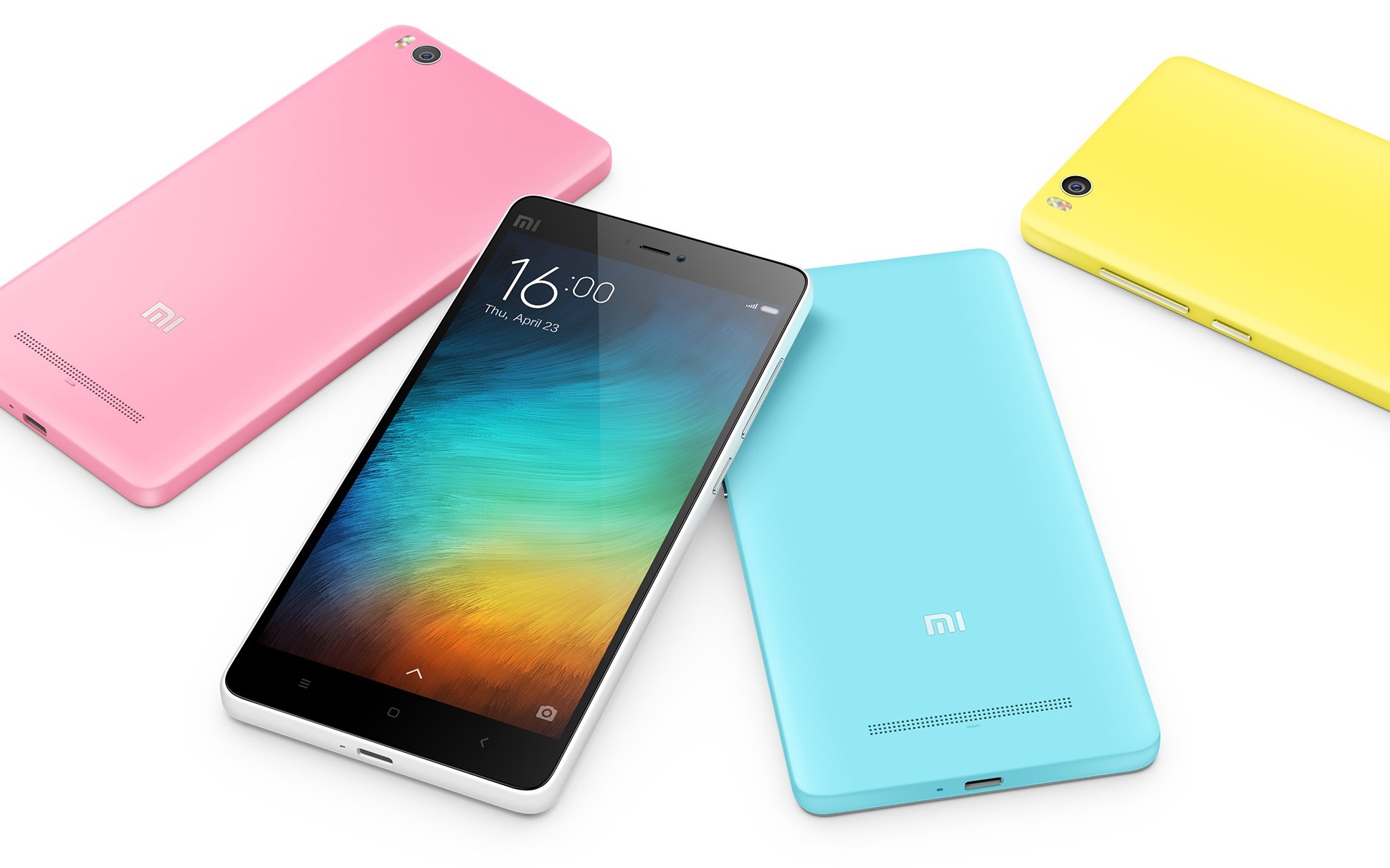Xiaomi Mi 4i launch in India