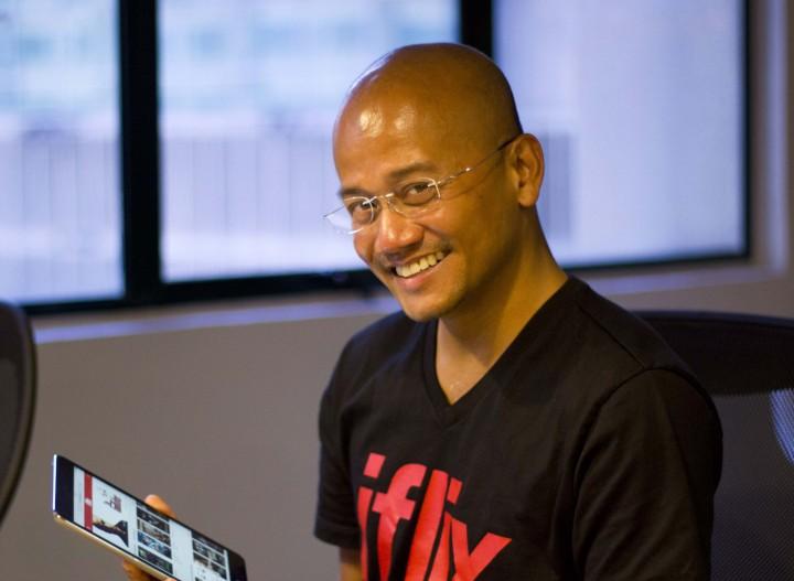 iFlix CEO Azran Osman-Rani.