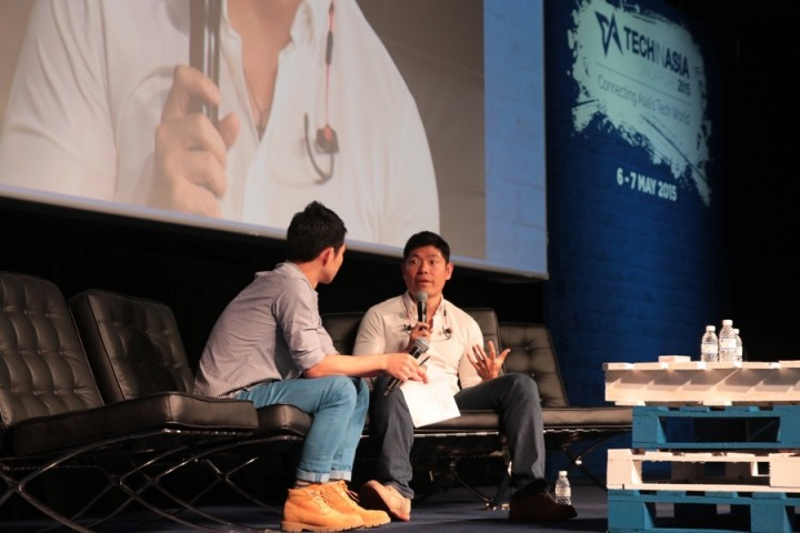 Anthony Tan, Founder and Group CEO of GrabTaxi