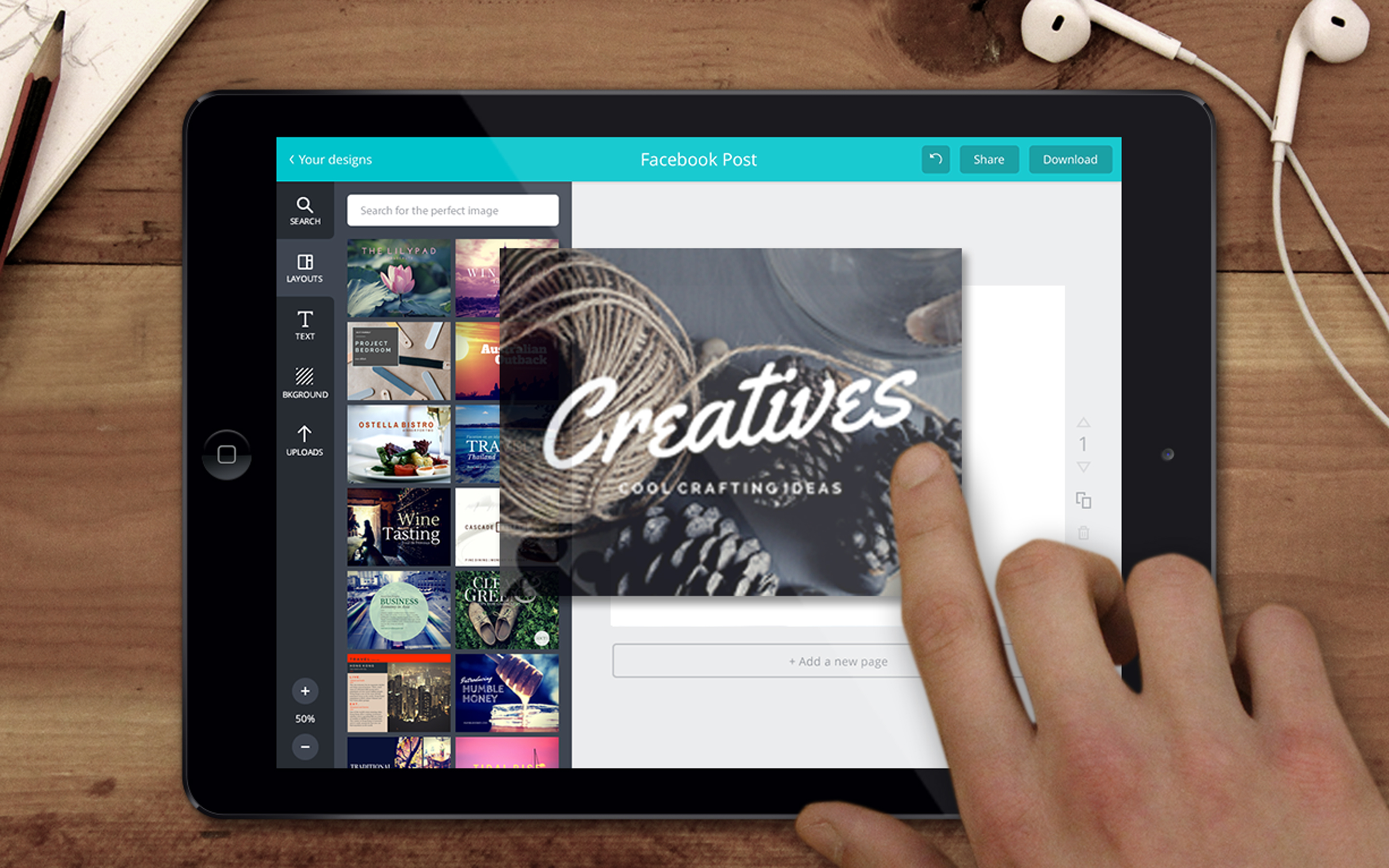how to edit a canva document from pdf