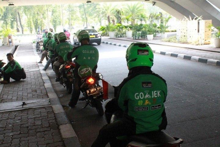 Go-Jek in Jakarta