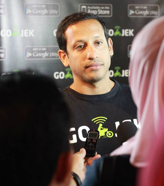 Go Jek Drivers: This Guy Turned Go-Jek From A Zombie Into Indonesia's
