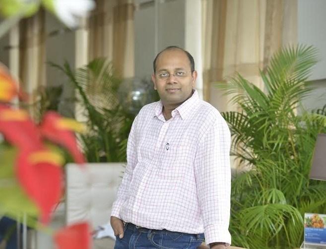 MoveInSync founder Deepesh Agarwal