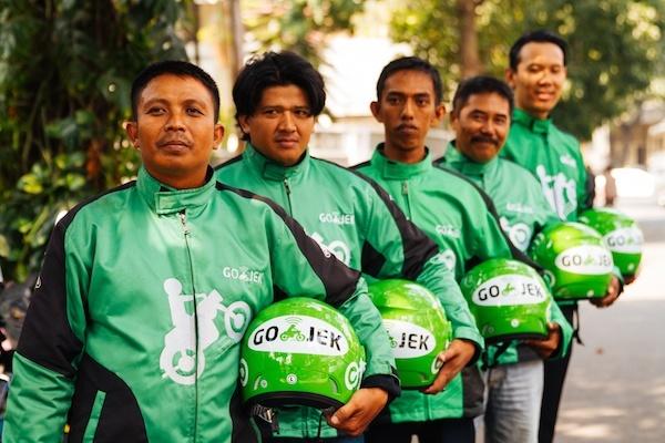 go-jek-drivers