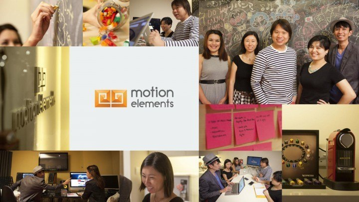 Marketplace for video makers MotionElements lands seed funding