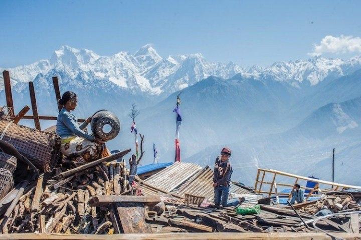 nepal earthquake vidinterest startup