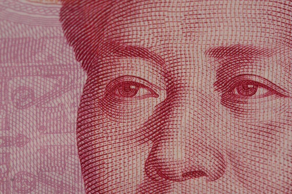 A fistful of Maos: China's startups don't want the dollar
