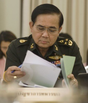Thailand's military government moves closer to setting up Great Firewall