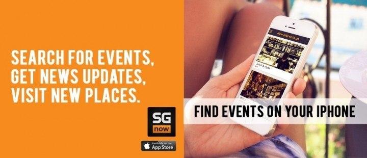 sgnow-ios-app