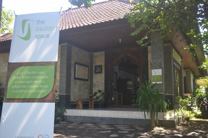 The Sanur Space Coworking Space
