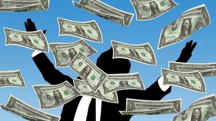 Raining money, fintech investment
