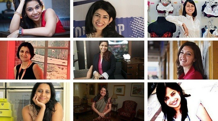 9 women entrepreneurs who are the change they want to see in India
