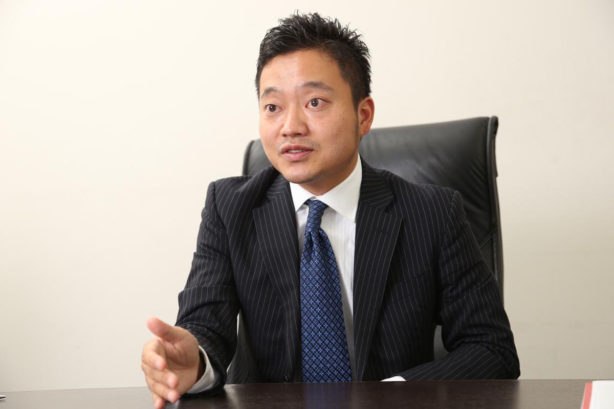 Evolable Asia CEO hideki yoshimura