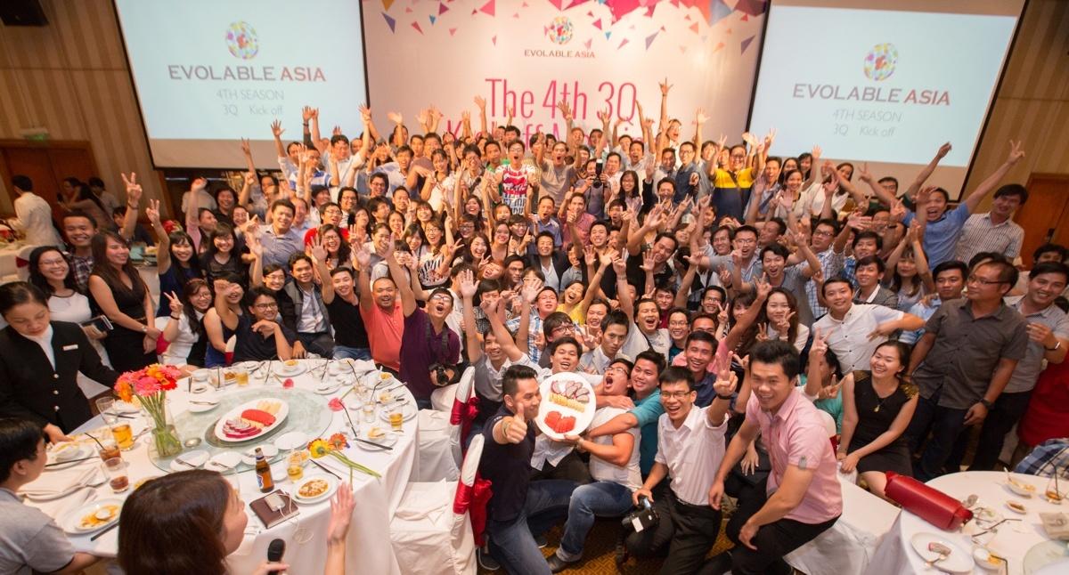 Evolable Asia vietnam office