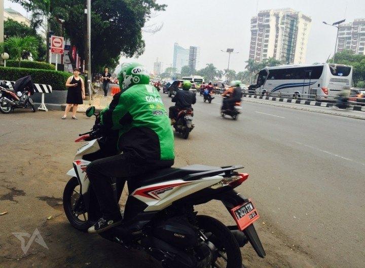 Go-Jek startup in Indonesia