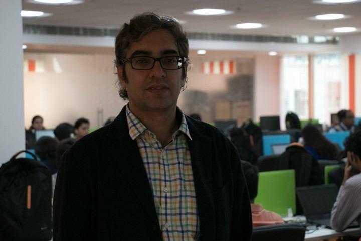Ruchir Arora, founder of CollegeDekho