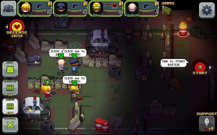Infectonator Survivors | Screenshot 1