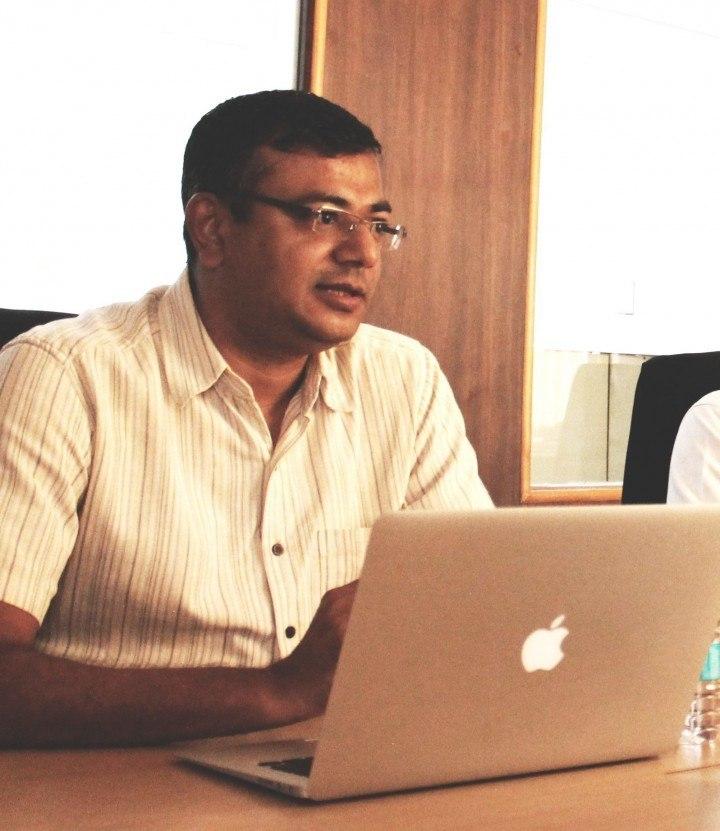 Nilesh Patel, CEO, LeadSquared