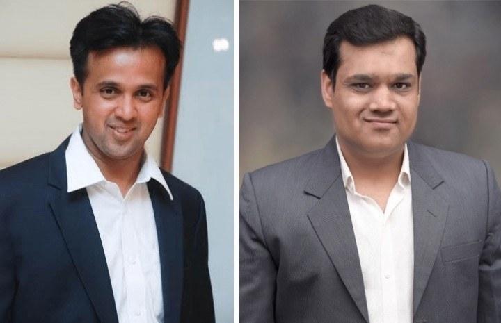 Raj Ramaswamy and Ashish Parnami founded ShopInSync