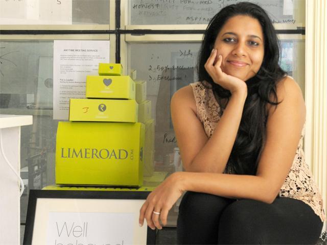 Suchi Mukherjee Limeroad