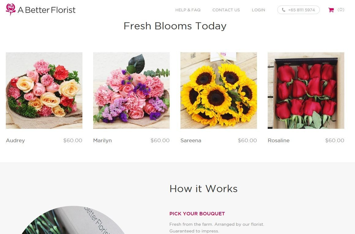 A Better Florist screenshot 01