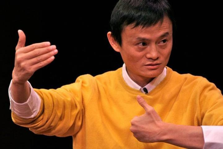 The 10 most interesting things Jack Ma said last year