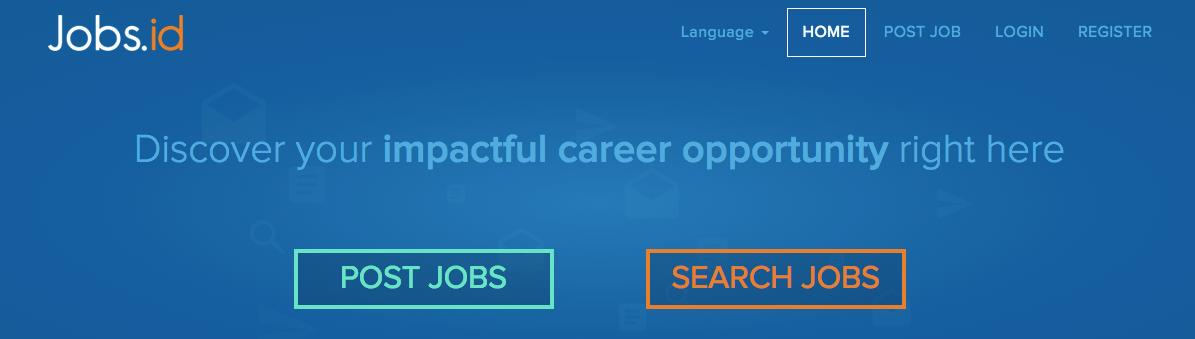 jobs.id screenshot