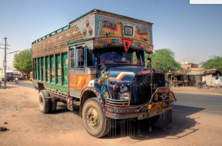india truck delivery