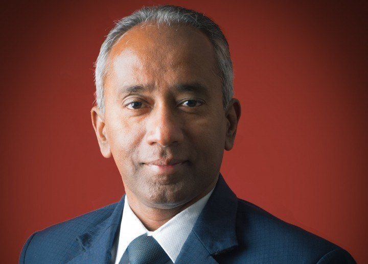 Manick Rajendran, co-founder and CEO