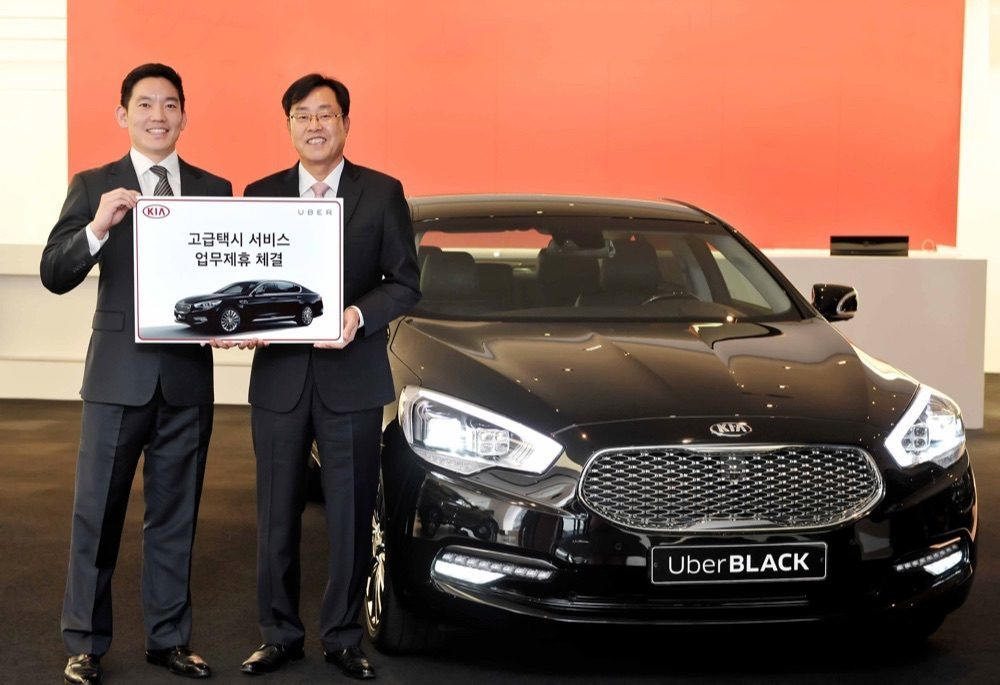 Uber preps relaunch in South Korea. But now it's playing catch-up