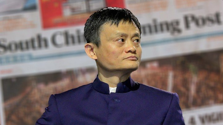Good Morning Ma Am In Chinese : Jack ma probably isn t feeling too good about his media