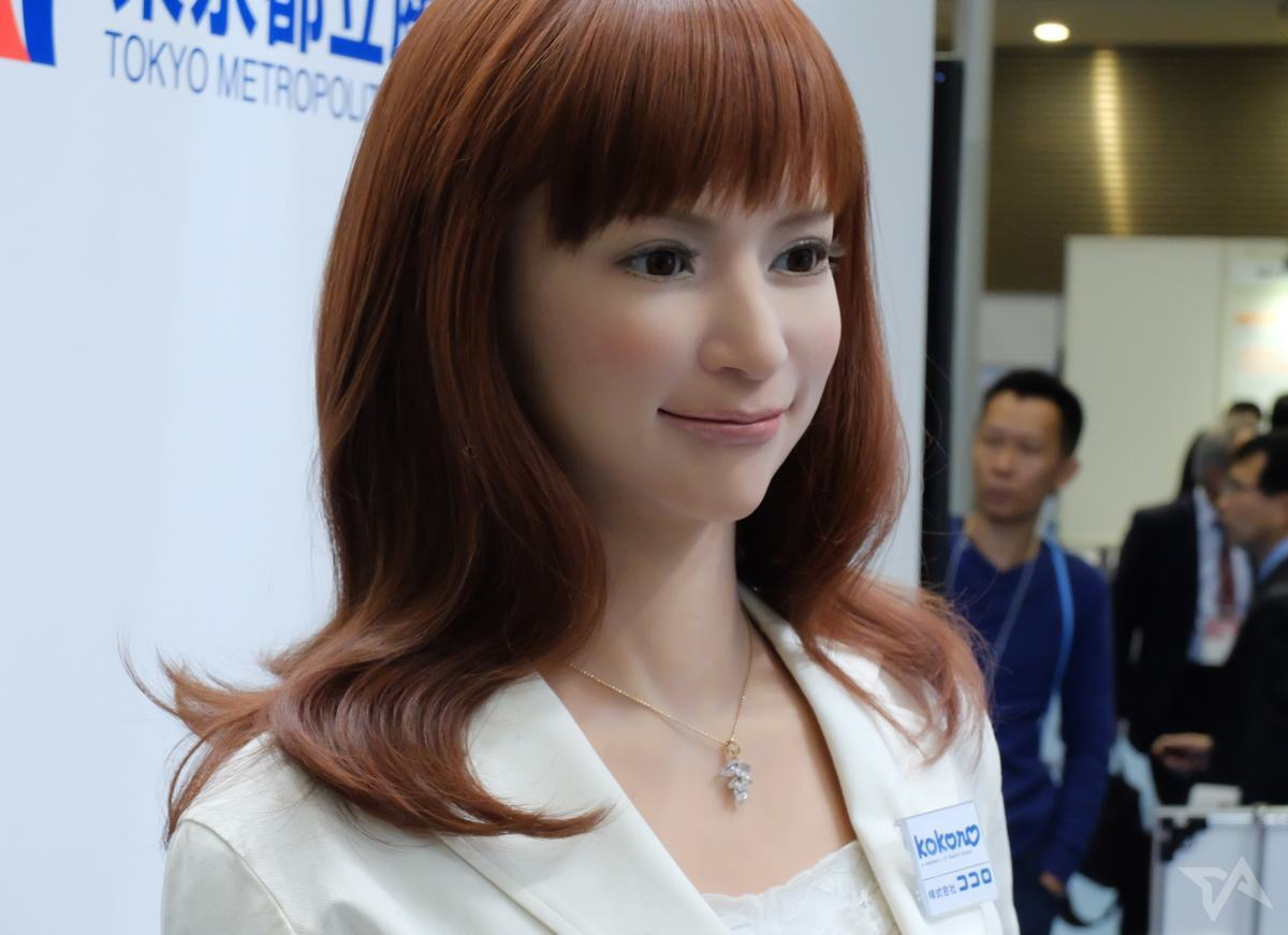 Japanese dating robots