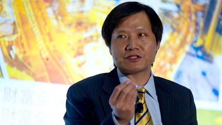 Xiaomi CEO Lei Jun, image via Fortune Live Media