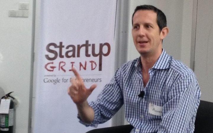 Lenddo co-founder Richard Eldridge