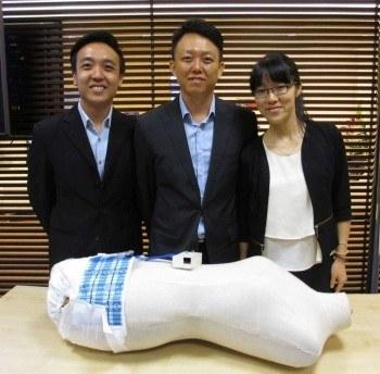 Modern Aging Singapore 2015 - team Altrue