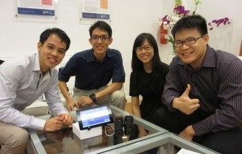Modern Aging Singapore 2015 - team Pillpresso