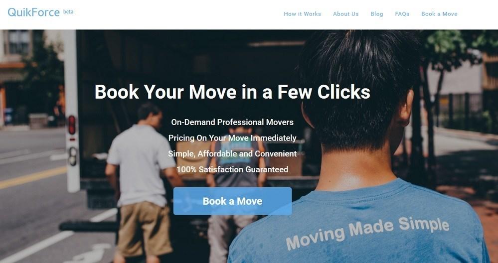 Quikforce website