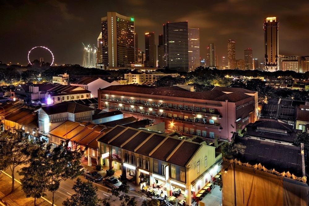 Singapore, Kampong Glam