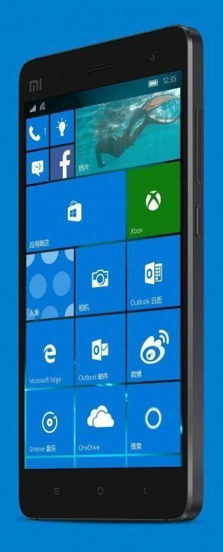 Xiaomi Mi4 can now run Windows