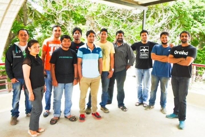 Orobind team