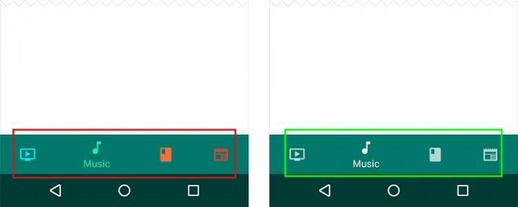 UWP Windows 10 App, TitleBar and Status bar customization