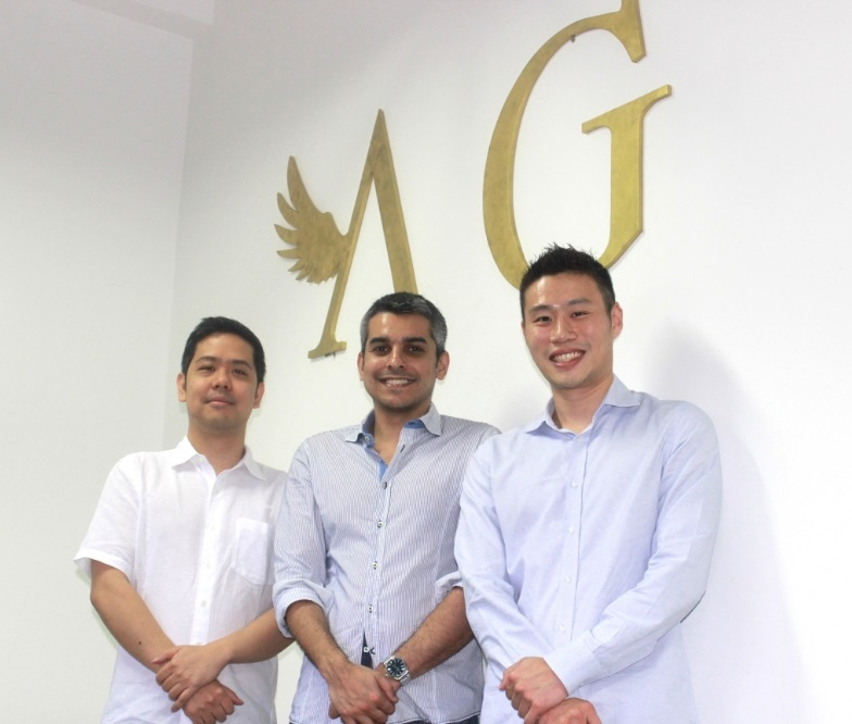 AGA founders